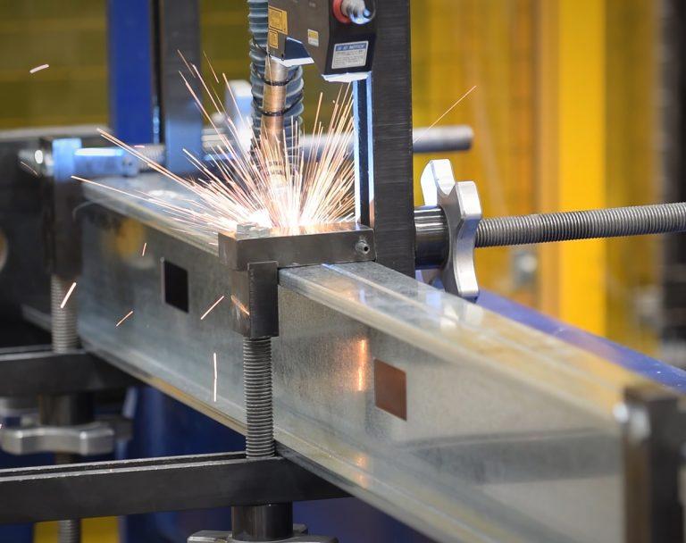 Factory Fabrication Sparks Stock MEDIUM WEB